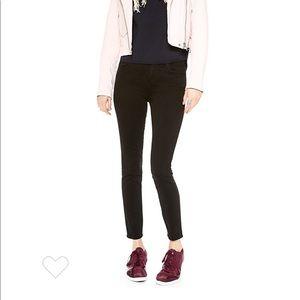 J Brand Alana High Rise Skinny Jeans Henson 27